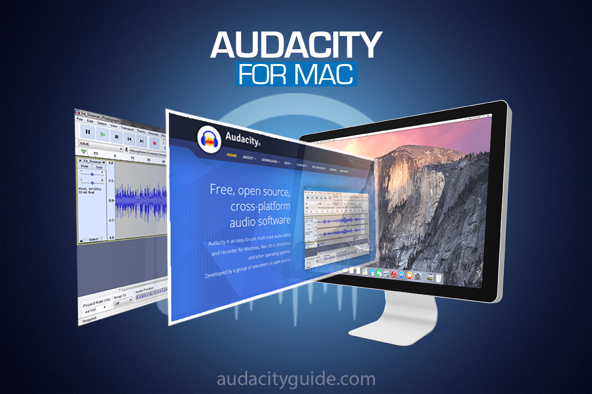 audacity for mac