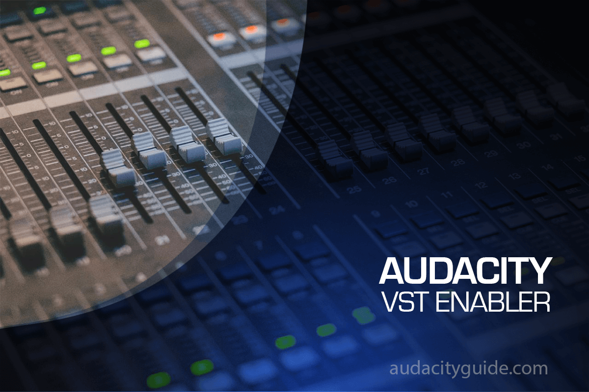 audacity vst enabler